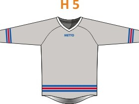 koszule hokejowe