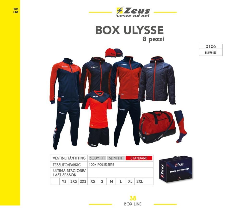 Zestaw Box Ulysse