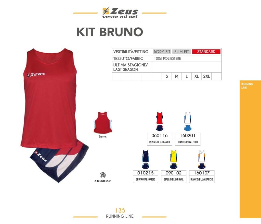 Komplety do biegania Kit Bruno