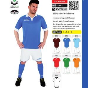 Komplety piłkarskie Legea Kit Vintage