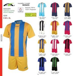 Komplety piłkarskie Max Monza