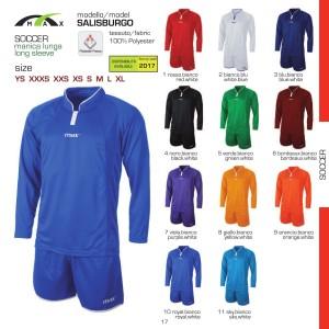 Stroje piłkarskie Max Salisburgo