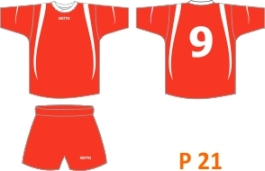 stroje piłkarskie