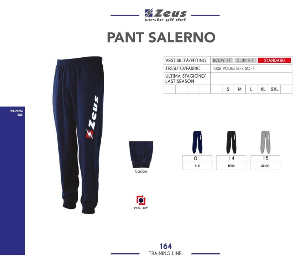 Dresy sportowe Zeus Pant Salerno