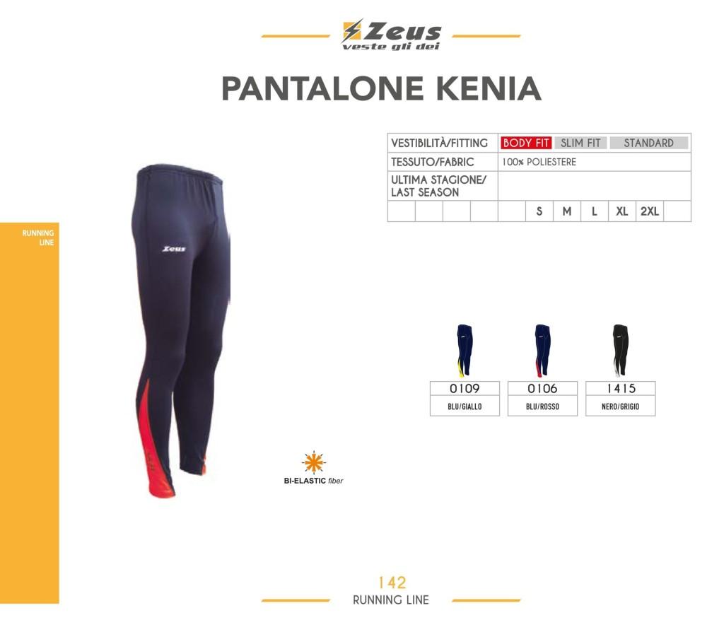 Stroje do biegania Pantalone Kenia