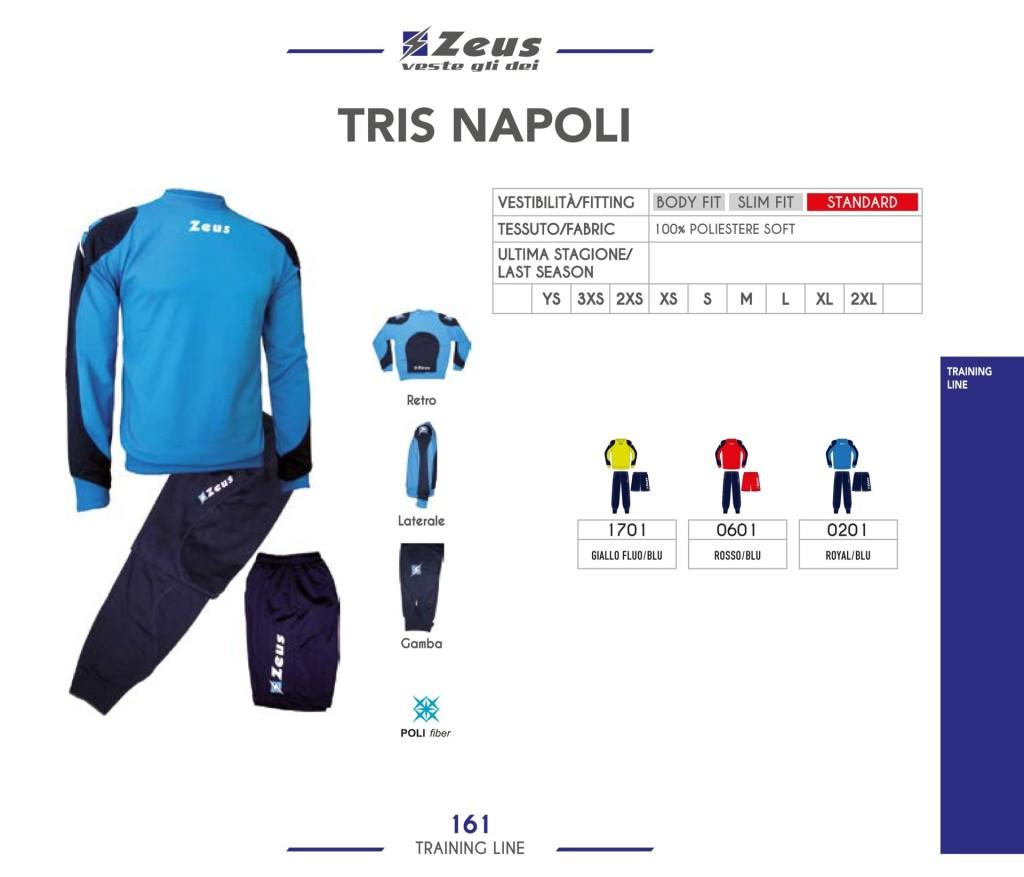 Dresy sportowe Zeus Tris Napoli