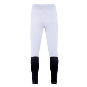 Spodnie legginsowe tył -> ściągacz zaznaczony na czarno tylko poglądowo