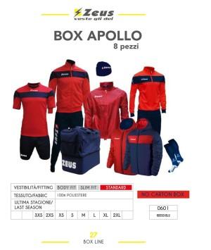 Zestaw Box Apollo