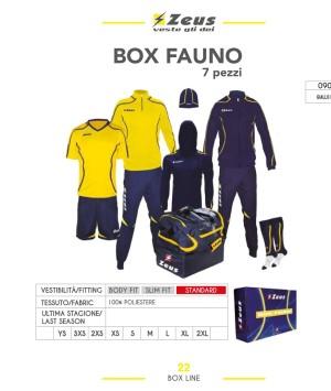 Zestaw Box Fauno