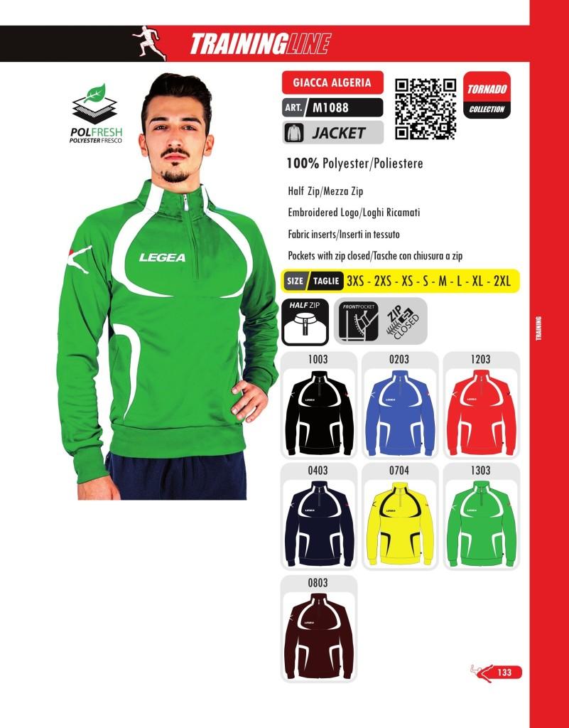 Dresy sportowe Legea Giacca Algeria
