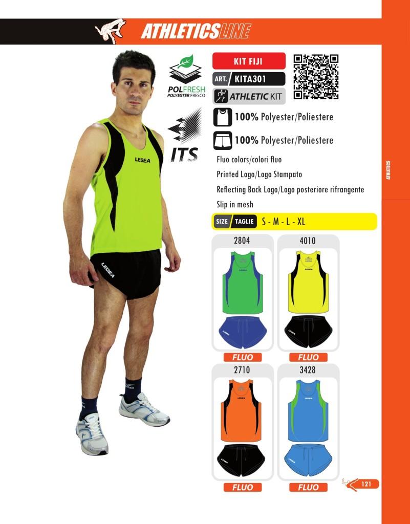 Komplety do biegania Kit Fiji