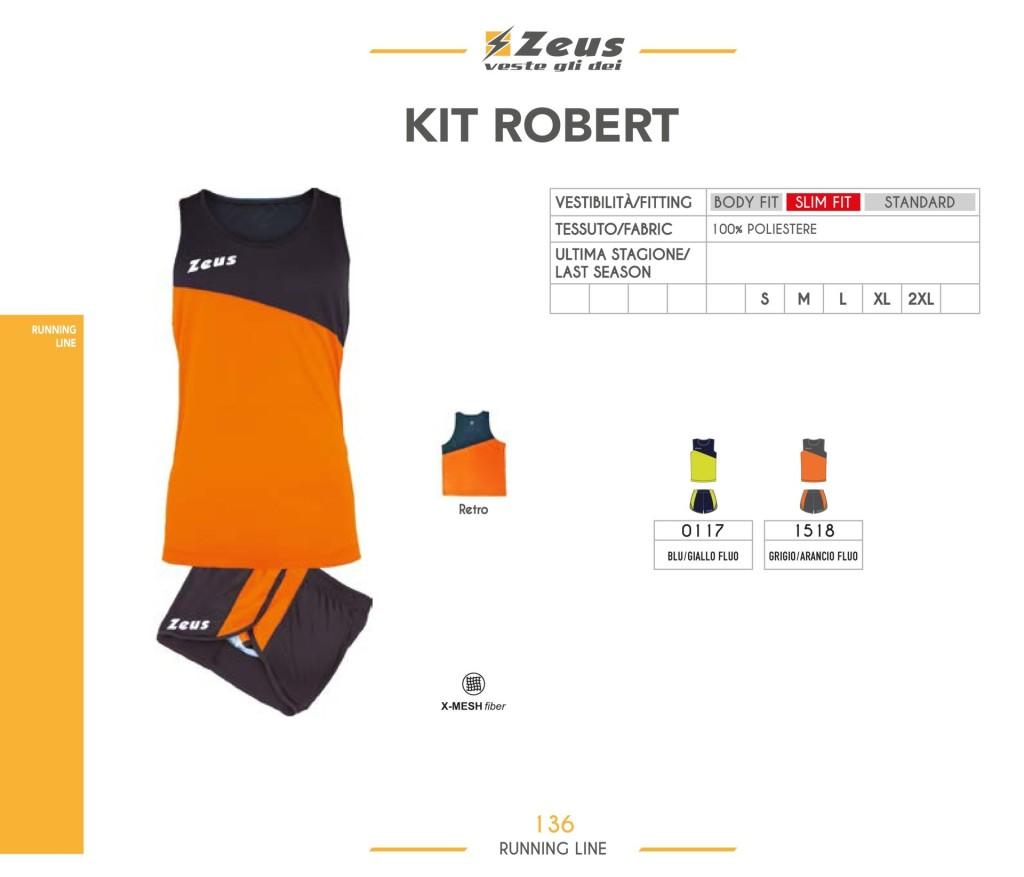 Stroje do biegania Kit Robert