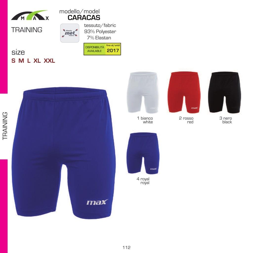 Odzież treningowa Max Caracas