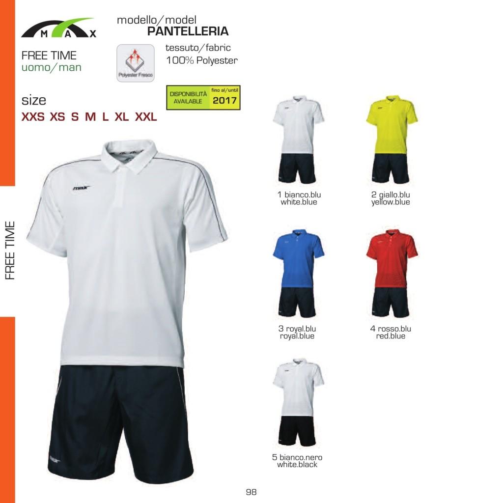 T-shirt Relax Max Pantelleria