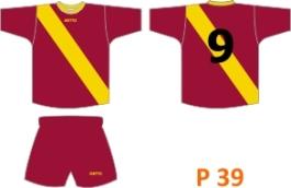 koszulki piłkarskie z nadrukiem