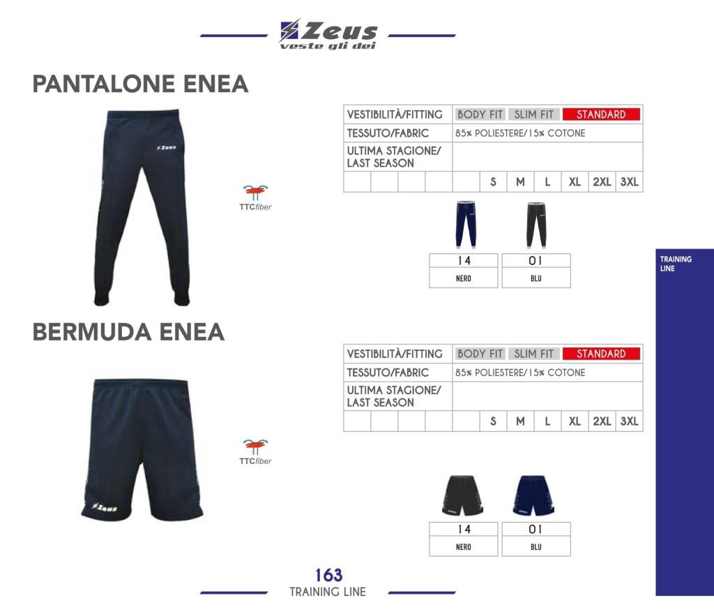 Dresy sportowe Zeus Pantalone i Bermuda Enea