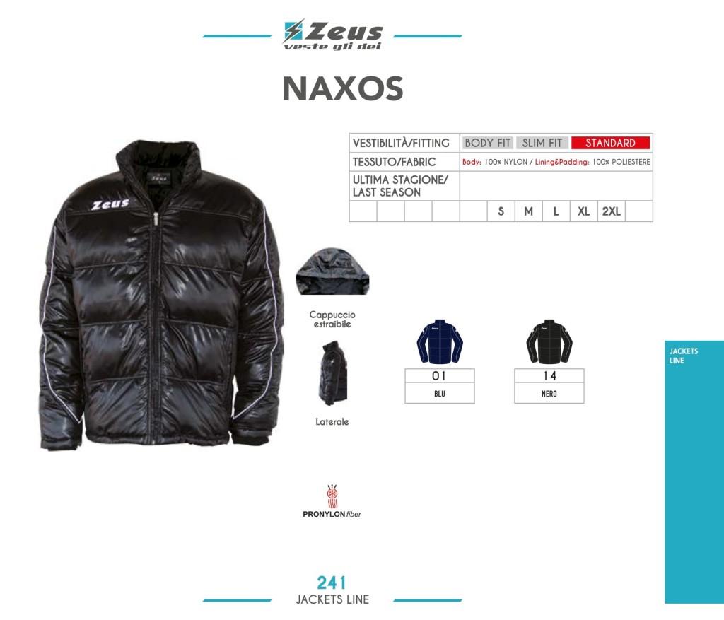 Kurtka Zeus Naxos